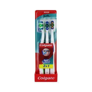 Colgate 360 (3 Pack) Toothbrush