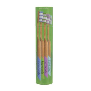 Bambooth Soft Bamboo Toothbrush