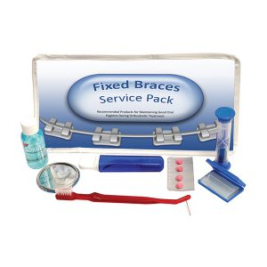 Fixed Braces Service Pack
