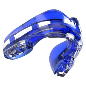 Safe Jaws Upper Brace Mouth Guard – Blue