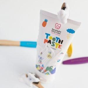 Spotlight Kids Total Care Toothpaste
