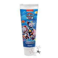Paw Patrol toothpaste